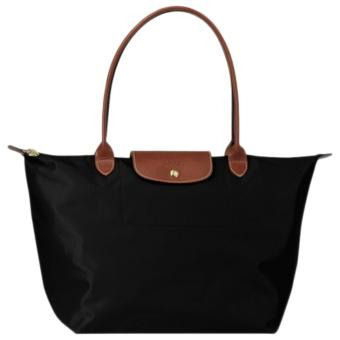 Longchamp Le Pliage Nylon Small Tote Long Handle Tote Bag, SLH Black Price Philippines