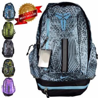 BACK PACK NIKE KOBE BRYANT MAMBA (Black Blue) Price Philippines