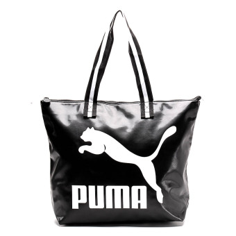 Harga Puma Archive Large Shopper Bag (Black/White)