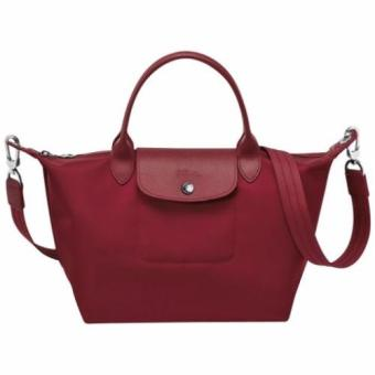 Longchamp Le Pliage Neo Small Handbag (Maroon) Price Philippines