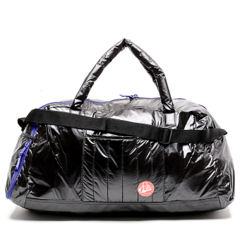 Harga Puma Fit AT Sports Duffle Bag (Black/Royal Blue)