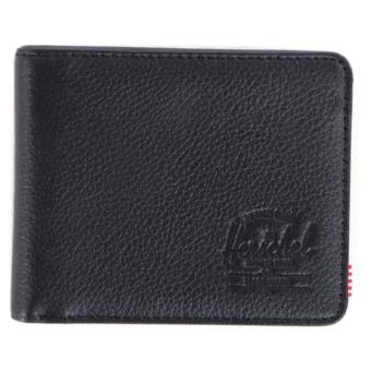 Herschel Hank Leather Wallet (Black) Price Philippines