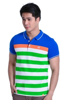 Harga Freshgear Slim Fit Polo Tees (Nautical Blue)