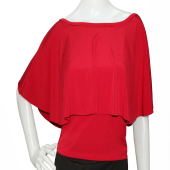Harga Marian Off Shoulder Top (Red)