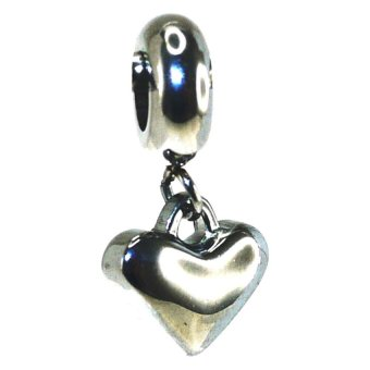Imono Steel Jewelry 172ISP Charm (Silver) - picture 2