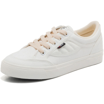 InsHan version autumn New style student white shoes canvas shoes (F155 white (cloth))