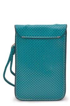 IRIS 1219 Crossbody Bag Set of 3 (Aqua Green) - picture 2