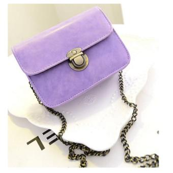 Isabel K005 Crossbody Shoulder Bag (Purple Yum)