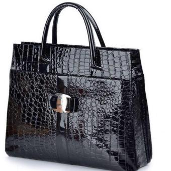 Isabel K035 Trendy Hand Bag (Black) Price Philippines