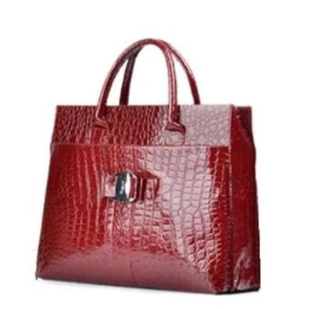Isabel K035 Trendy Hand Bag (Red) Price Philippines