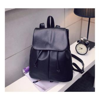 Isabel K042 Trendy Backpack (Black) Price Philippines