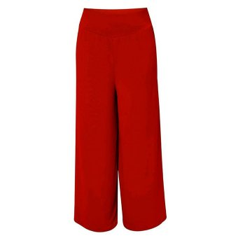 Jannah Square Pants (Red)