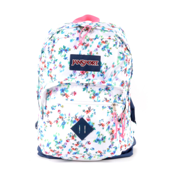 Jansport City Scout Backpack (Multi White Floral Haze) Price Philippines