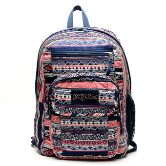 Jansport Digital Student Backpack (Navy Color Geo)