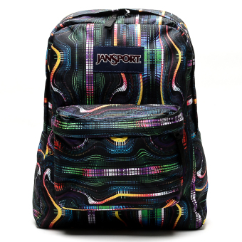 Jansport Superbreak Backpack (Multi Frequency) Price Philippines