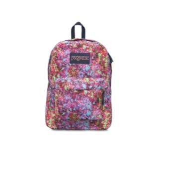 Jansport US Superbreak Backpack Multi Flower Explosion (Multicolor)