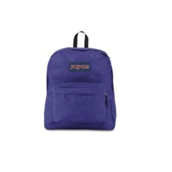 Jansport US Superbreak II Backpack (Purple)