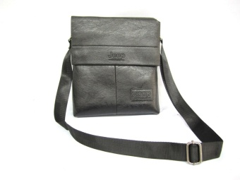 Jeep Men'S Messenger Slingbag #926 (Black) Price Philippines