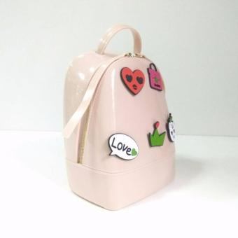 Jelly Bag Backpack (beige)
