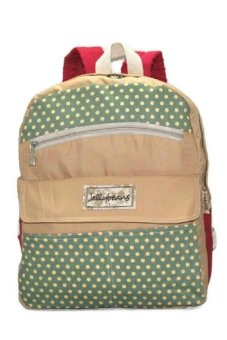 Jellybeans Backpack Bluebell (Green)