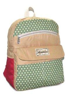 Jellybeans Backpack Bluebell (Green) - 2