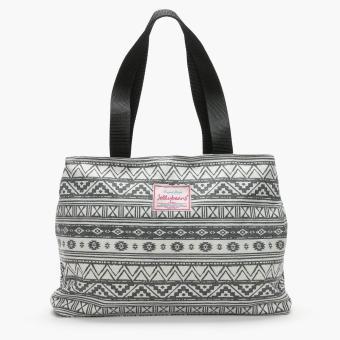 Jellybeans Ladies Waldette Tote Bag (Gray)