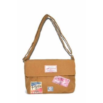 Jellybeans Mini Sling Bag Ariella (Tan)