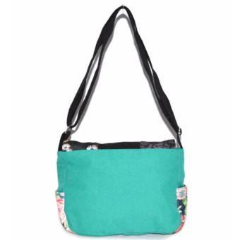 Jellybeans Sling bag Courtney (Blue green) - 4