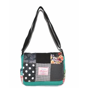 Jellybeans Sling bag Courtney (Blue green)