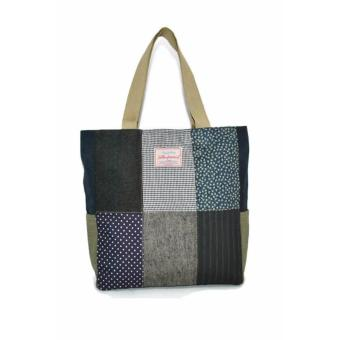 Jellybeans Tote Bag Ellaine (Navy blue)