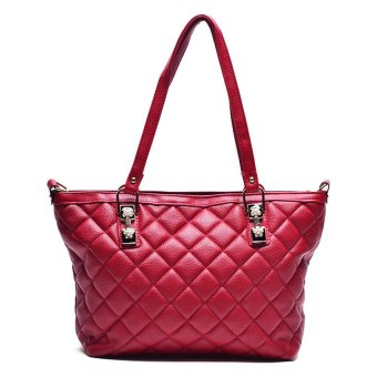 Jewelmine Theron Tote Bag (Red)