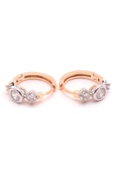Jewelrista EAR109 Earrings Rose Gold