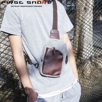 Jianyue canvas summer cross-body chest bag chest pack