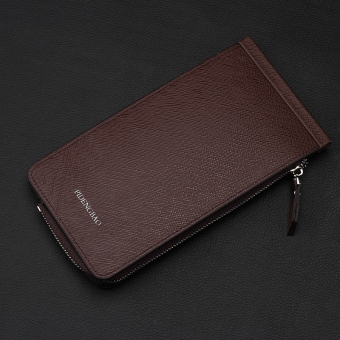 Jianyue ultra-thin wallet multi-function card holder (PARK'S color)