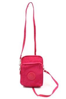 JJJ Sling Pouch Bag (Hot Pink)   Lazada PH