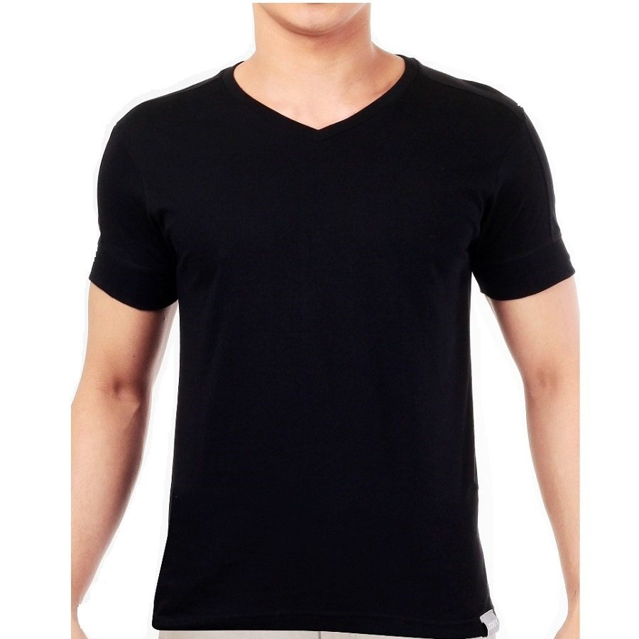 Black t shirts v neck - Black T Shirts V Neck 11