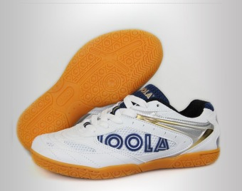 Joola breathable non-slip training shoes table tennis ball shoes (White)