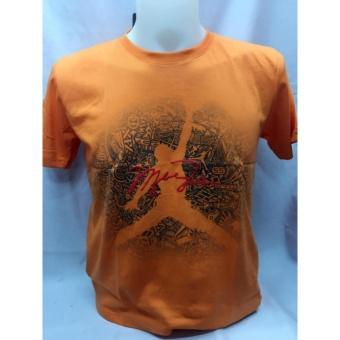 Jordan Logo With Mj Signature T-Shirt Teens - 5