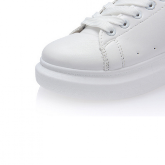JOY increased thick white shoe - Intl - 4