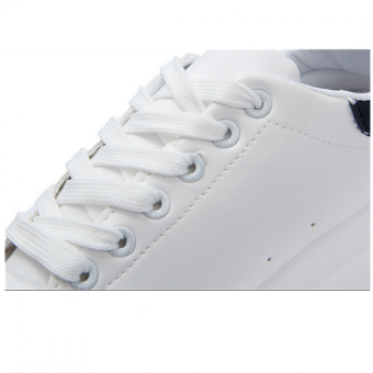 JOY increased thick white shoe - Intl - 5