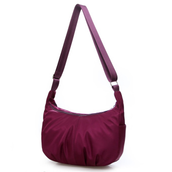 Juan versatile spring small bag women's bag (Grape purple)