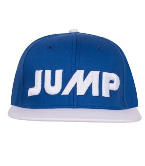 Jump Lifestyle Snapback Cap (Blue) - picture 2