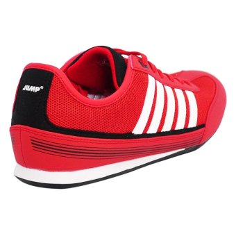 Jump Sneakers JMP-D13121 (Red) - picture 3