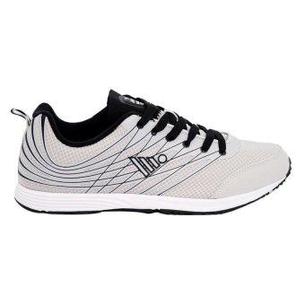 Jump Sneakers JMP-D13131 (Light Grey)