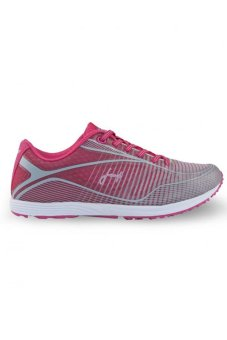 Jump Women's Sneakers JM-3174 (Fuschia/Light Grey)