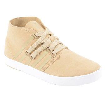 K-Swiss 03757234 DR Cinch Chukka Men's Sneakers Shoes (Khaki/White)