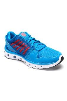 K-Swiss 93523494 X Lite ST CMF Women's Running (Blue/Danube/Rose of Sharon)