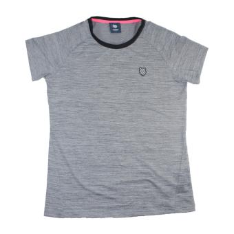 K-Swiss Dri-fit T-shirt (Grey)