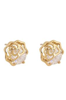 K81954 Stud Earrings (Gold)