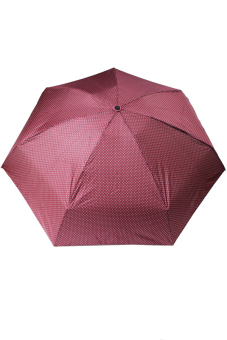 Karakter UV Small Mini Polkadot Umbrella (Brown) - picture 2